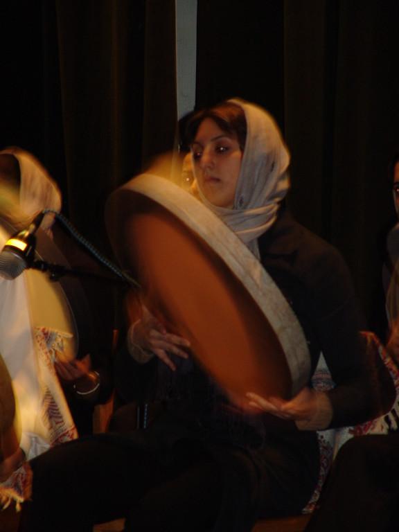 Konzert  in tehran 2004