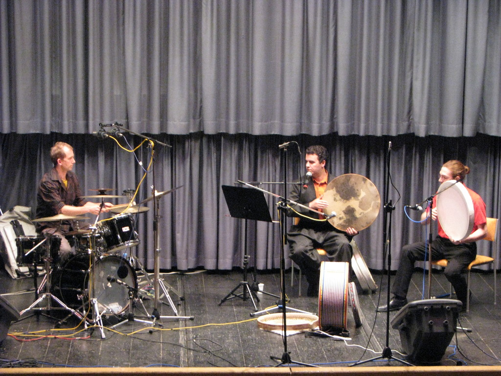 Konzert in Wien mehregan 2008
