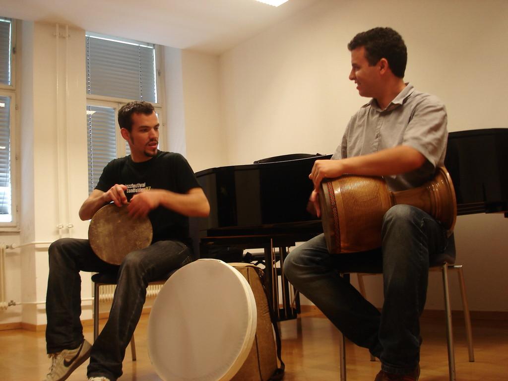 Unterrichten am  Musikuniversität Wien