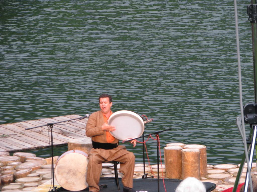 Bühne am Seewaldsee,FONTANELLA -AUSTRIA