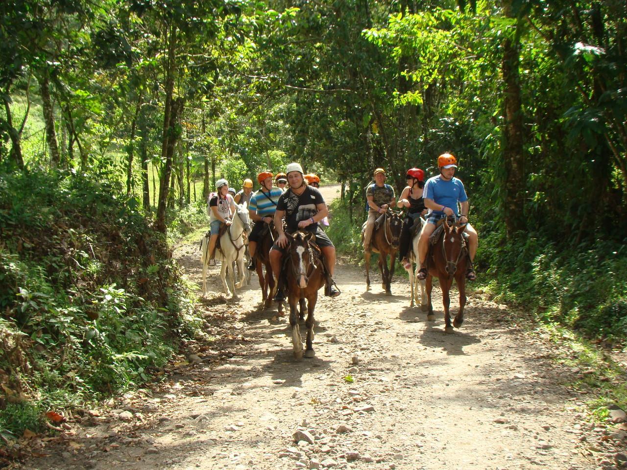 Aventuras Arenal Tours Costa Rica