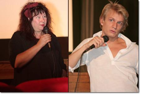 Yollande Moreau et Jérémie Renier 2006