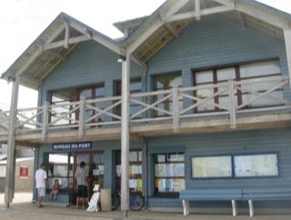 Le Port de Plaisance de Loctudy