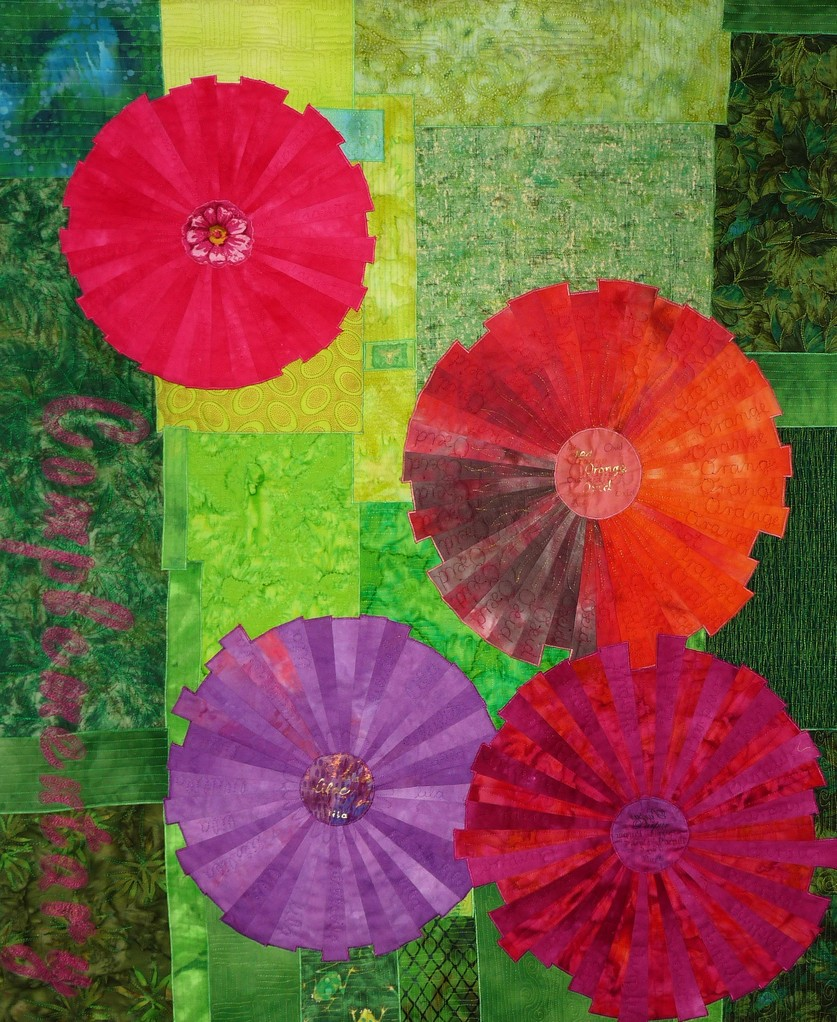 Complementary/Flower Power 2013 ca. 84x102 cm                 475,- €