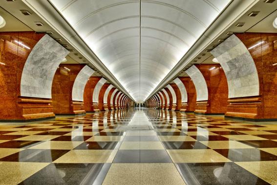 Metro Station, Russland
