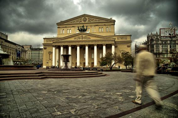 Bolschoi-Theater, Moskau