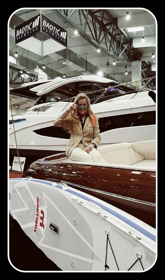 Das Nautic von Mistral darf auf keiner Yacht fehlen