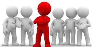 een goede leider worden- durf je het aan - plaatje