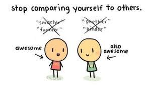 zoek een coach - jezelf vergelijken met anderen