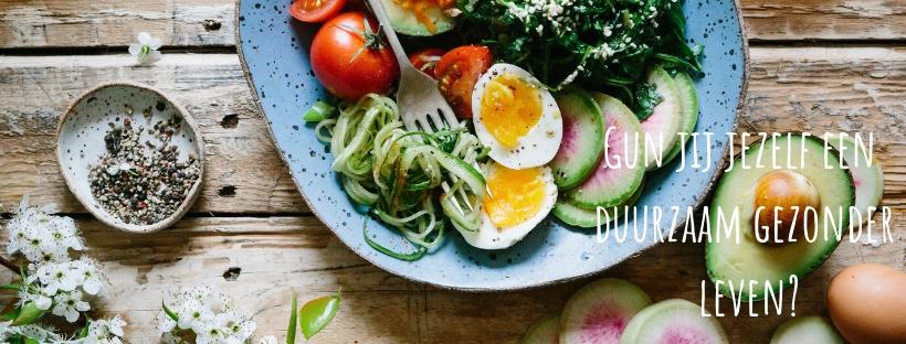 Voeding en structuur door 6 eetmomenten