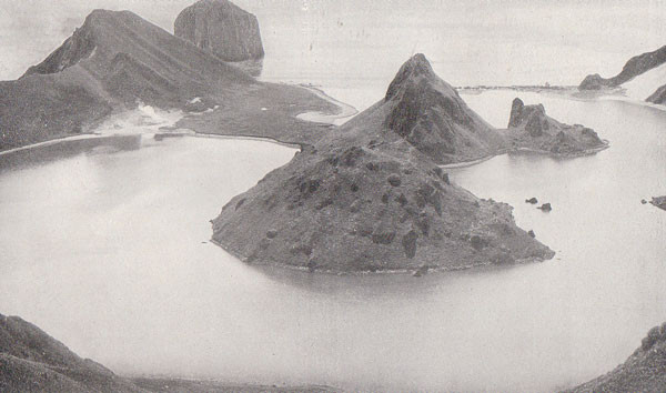 бухта Макута | Курильские острова  | 北方領土
