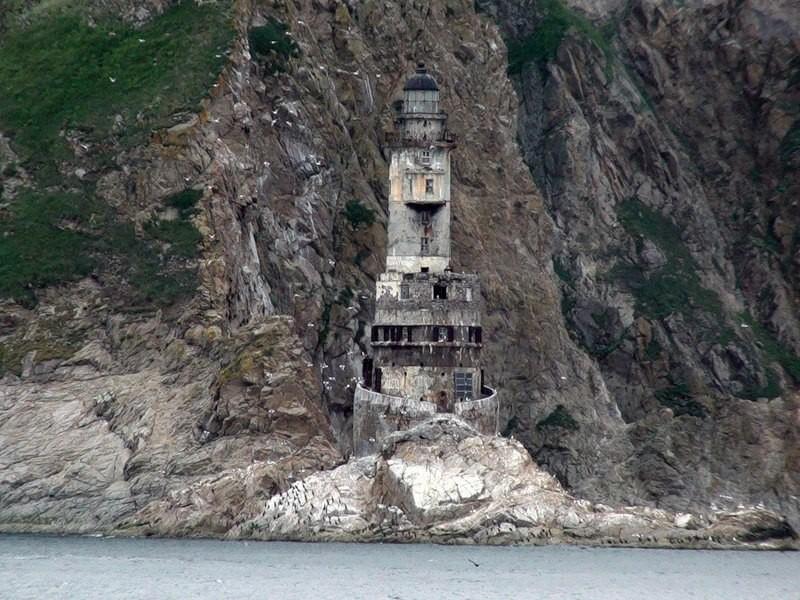 Шумшу маяк