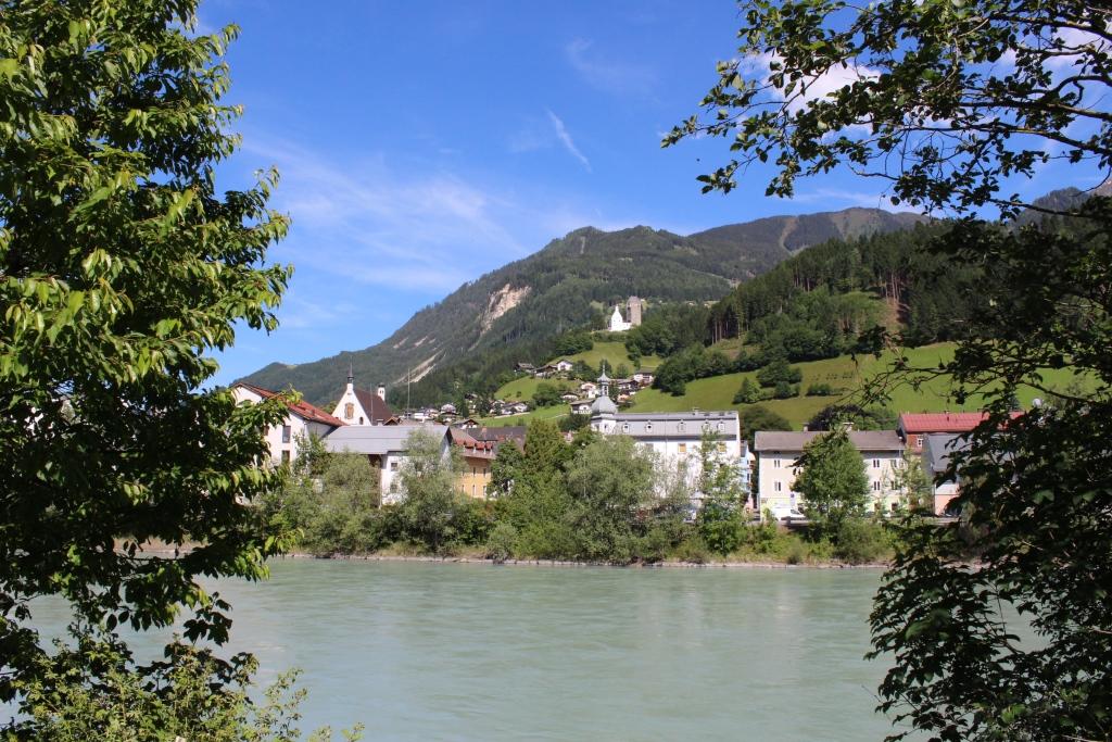 am Inn bei Jenbach