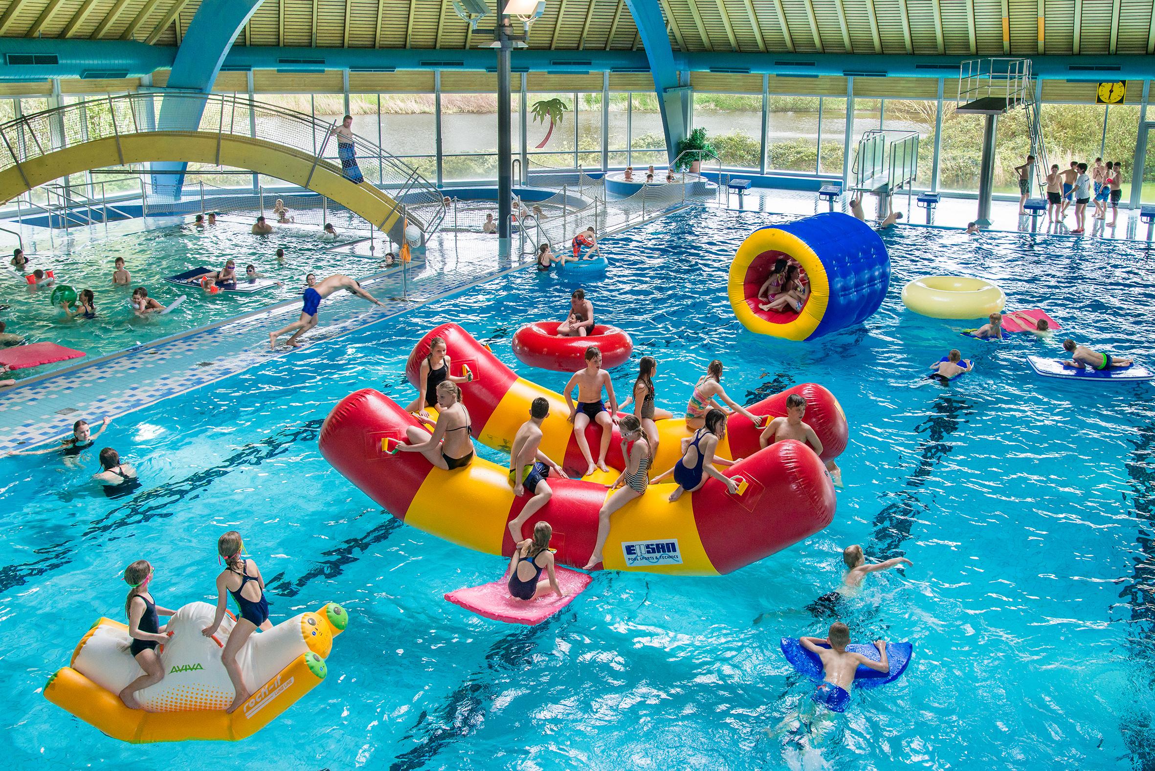 Schwimm- und Erlebnisbad - Freizeitbad Brunsbüttel