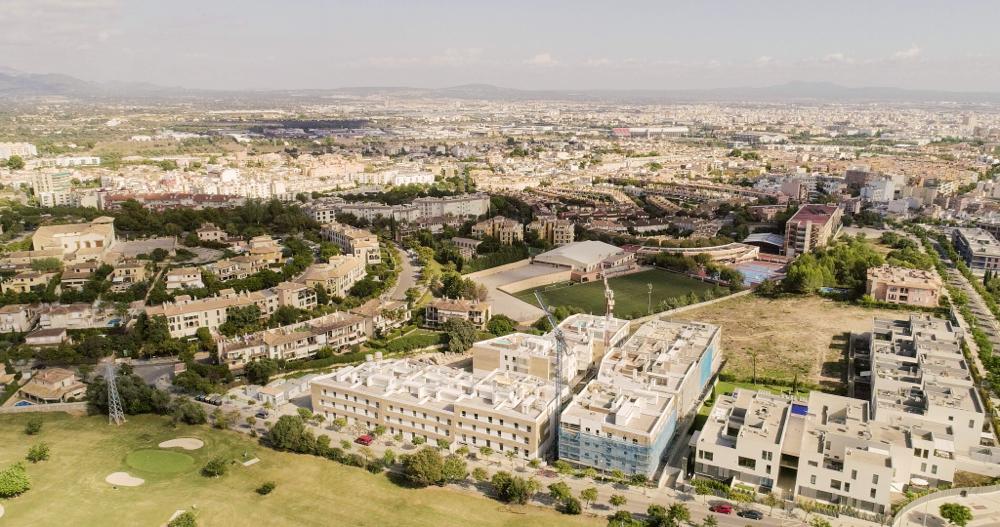 Abwicklung Immobilienkauf Mallorca: Blick auf Palma