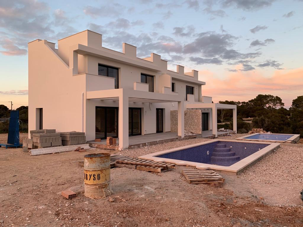 Cala Pi Ferienhaus auf Mallorca mit sensationellem Meerblick und Top-Ausstattung