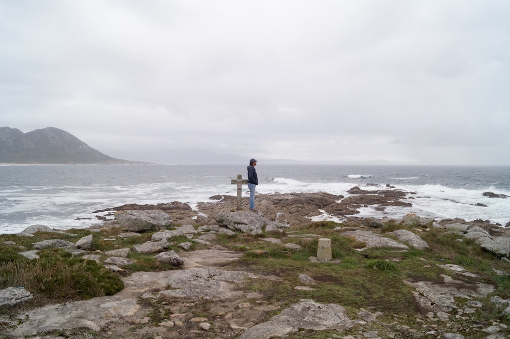 An der Punta do Rosto