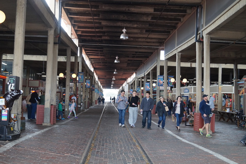 Fort Worth Stockyard Station