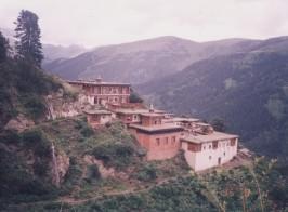 Tsandra Rinchen Drak Devi Koti, Palpung, Derge, Kham, Tibet