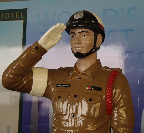 タイ王国ポリス警察Thailand_police