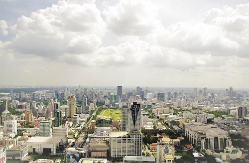 タイ王国バンコク眺望バイヨーク