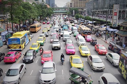 タイ王国バンコク交通02