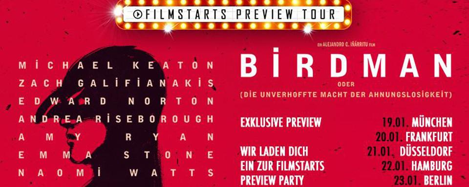 PREVIEW: Birdman