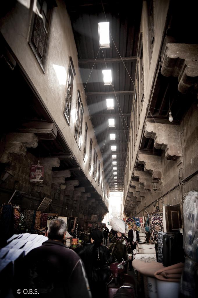Cairo © O.B.S.