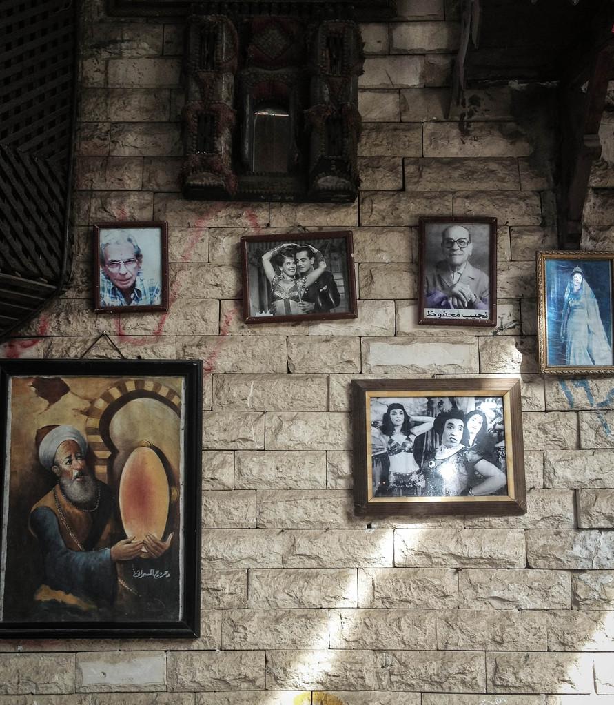 Nostalgia in Cairo © O.B.S.