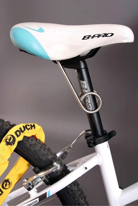 Antirrobo para bicicleta Duch Four Stars