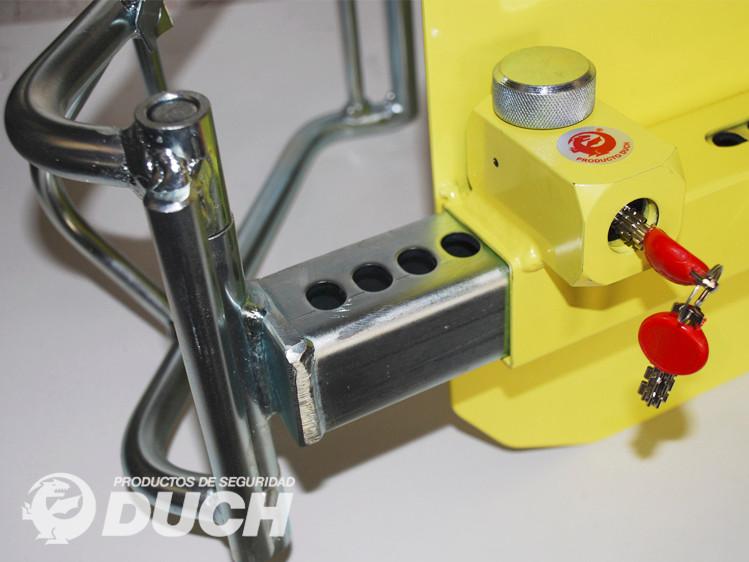 Cepo Duch IRPG (Bloqueador exterior plegable para rueda de vehículos)