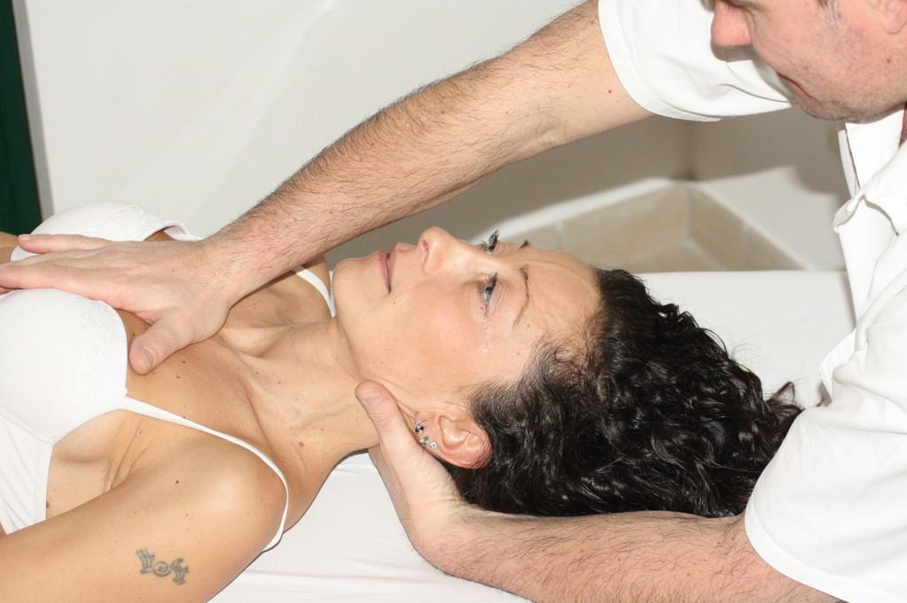 Tec. trattamento sul Legamento Sterno Pericardico