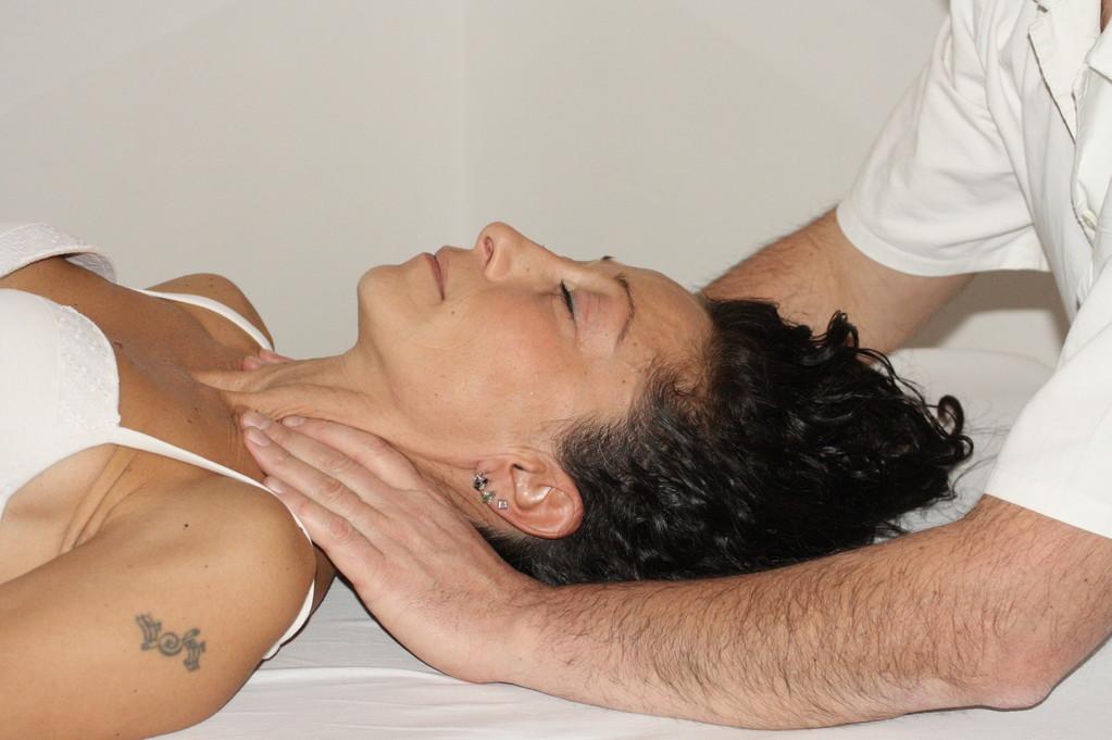 Tec. trattamento della fascia cervicale media