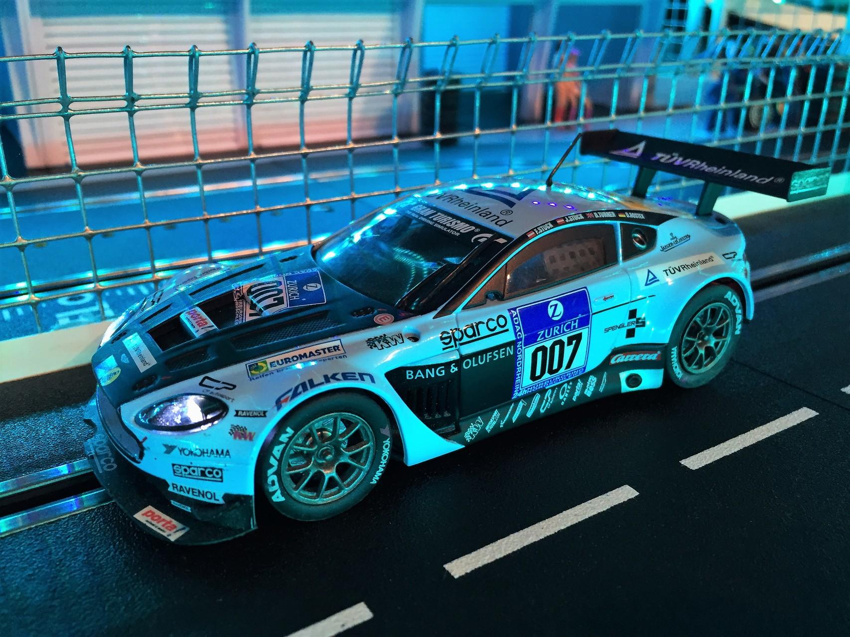 Aston Martin V12 Vantage GT3 007