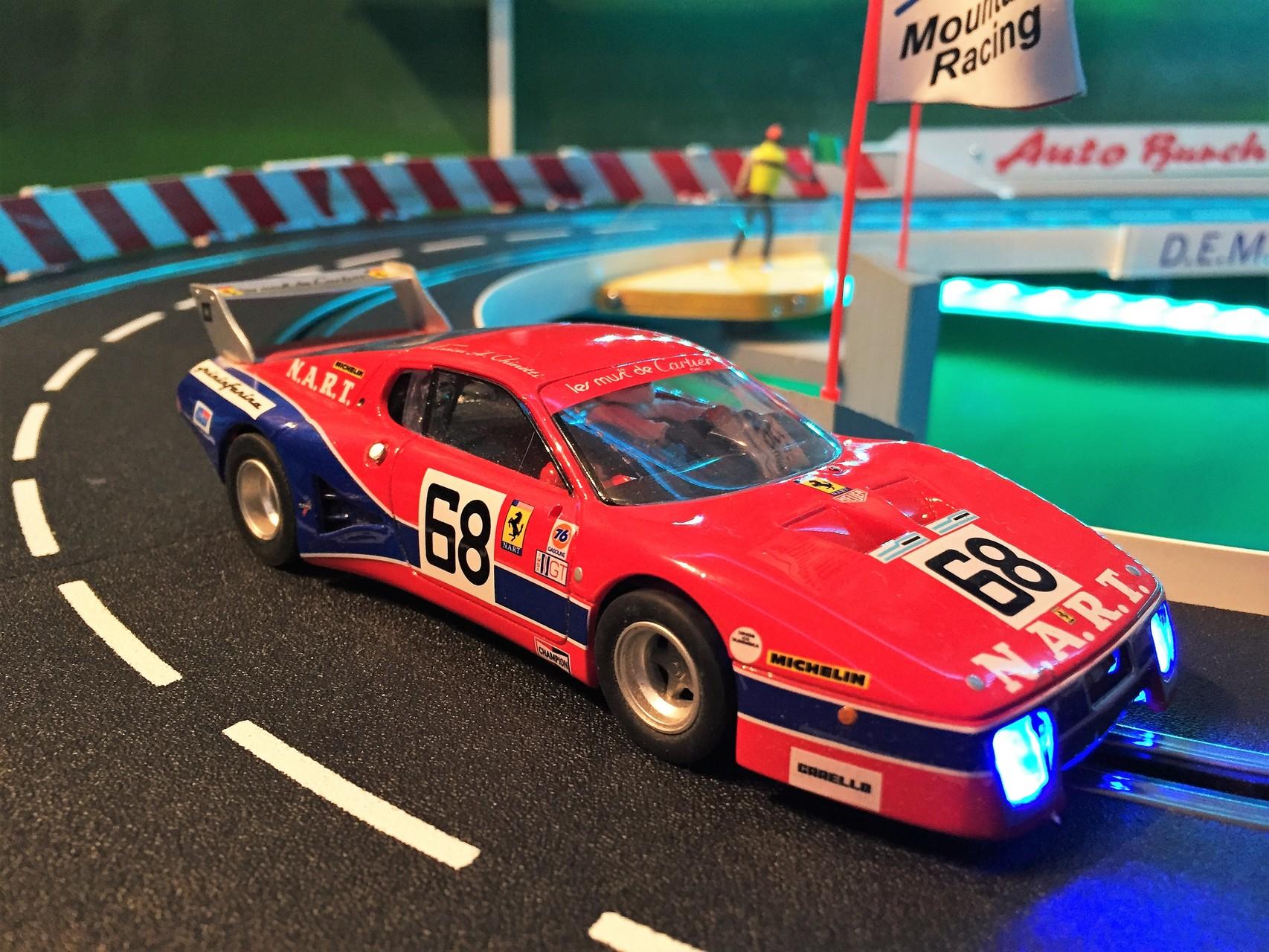 Ferrari 512 BB LM Daytona