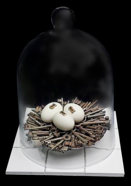In jedes Ei passt ein Schlüssel, aber nicht jeder Schlüssel passt ins Ei
