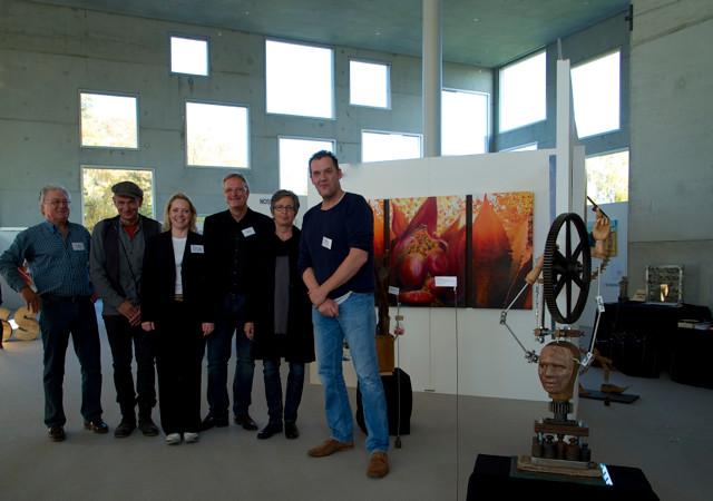 C.A.R., Stand der tOG Düsseldorf, Dirk Palder, Heinz Kehrer, Rolf Puschnig. Alina Atlantis, Annette Palder, Andreas Noßmann