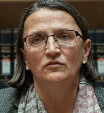 Petra Hätscher, Leiterin des Kommunikations-, Informations- und Medienzentrums an der Uni Konstanz