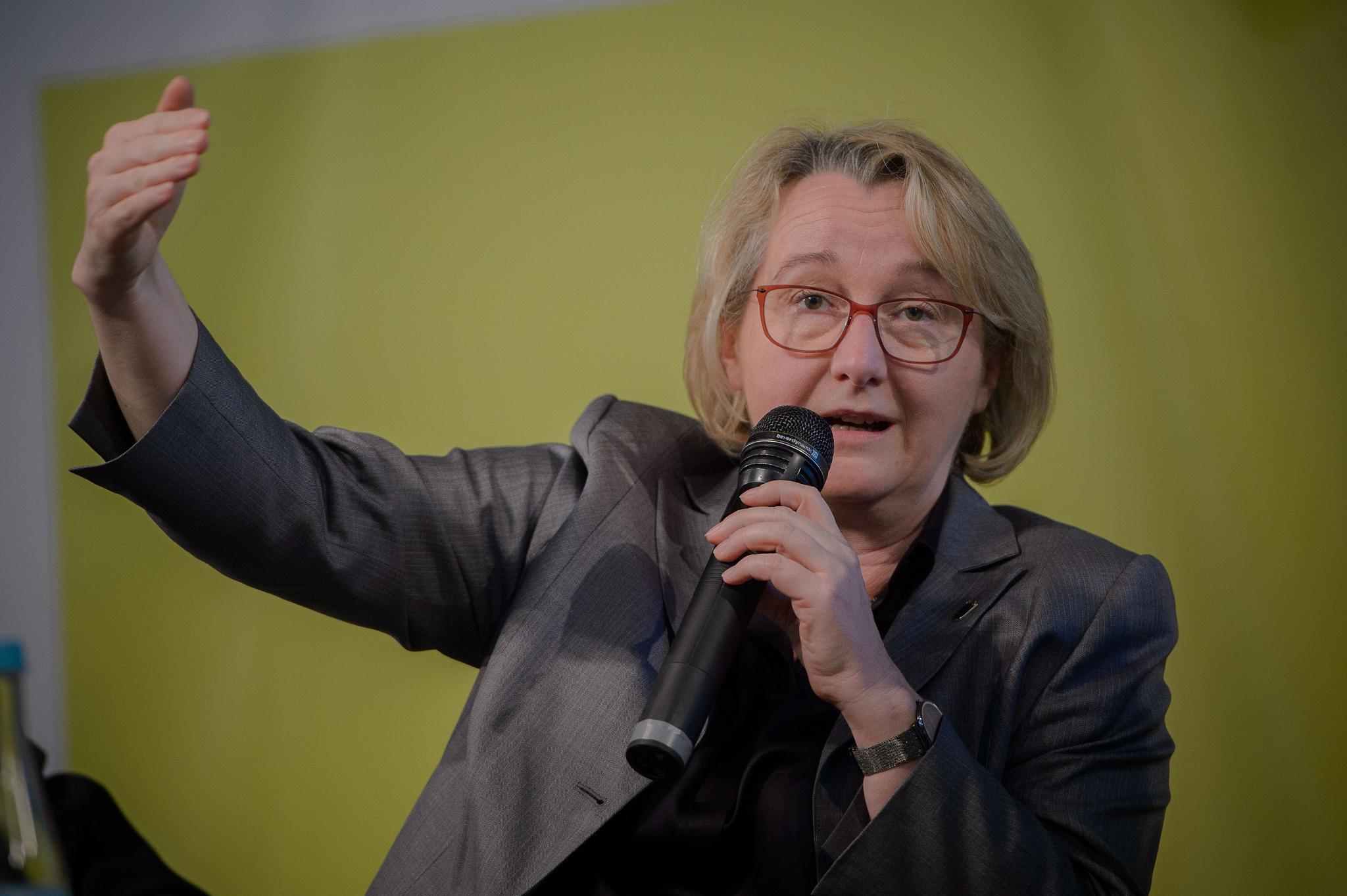 Theresia Bauer. Foto: Stephan Röhl (CC-BY SA 2.0)