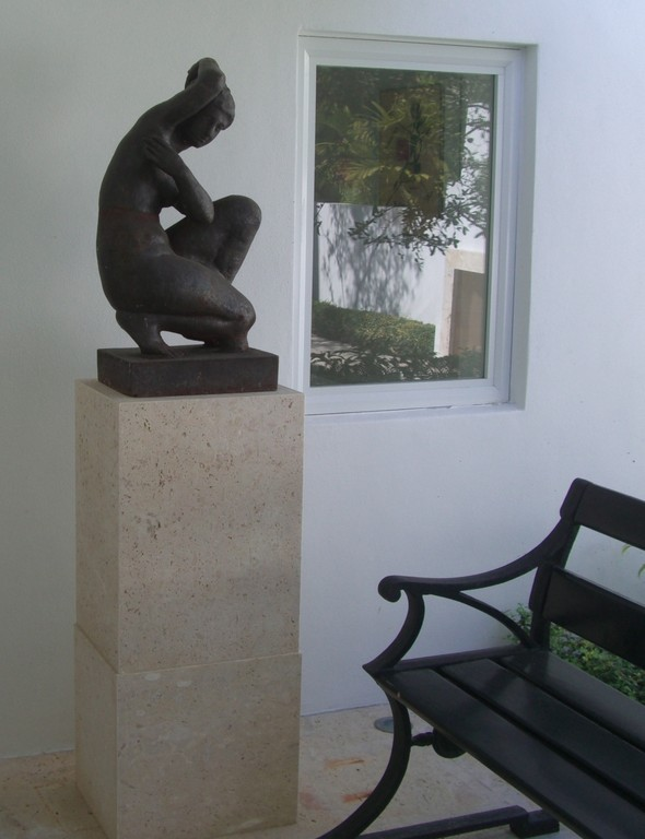 Statue Base