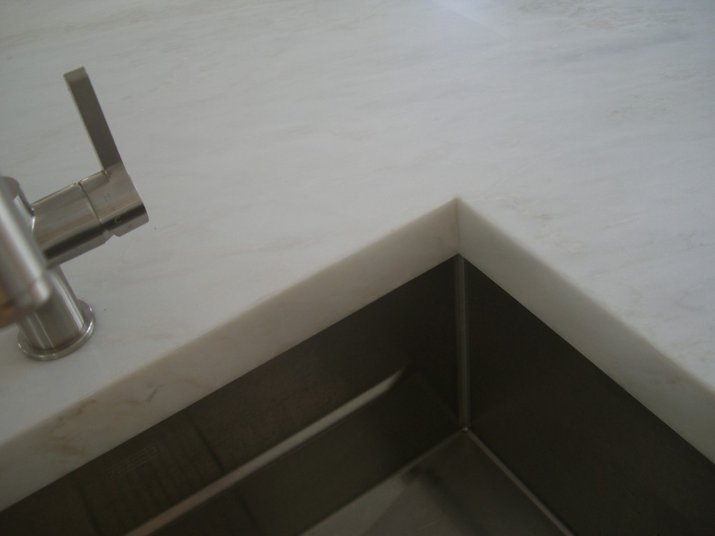 Undermount Sink Detail