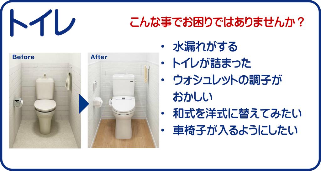 地元のお助けマン~トイレリフォーム~ 株式会社イケヤ