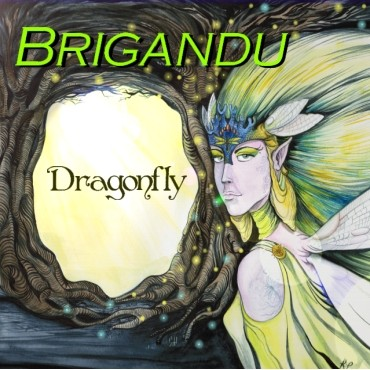 "CD - Cover ""Brigandu"" -Dragonfly-"
