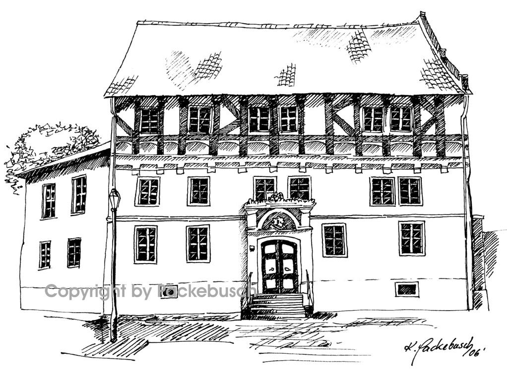 Pabstorf Haus Nr.1 Im Huy