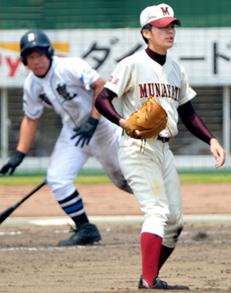 宗像高校 野球部1