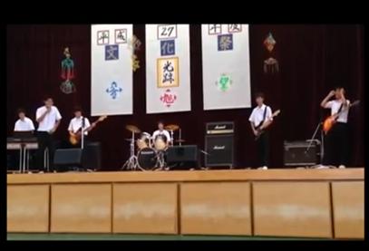 宗像高校 吹奏楽部 文化祭