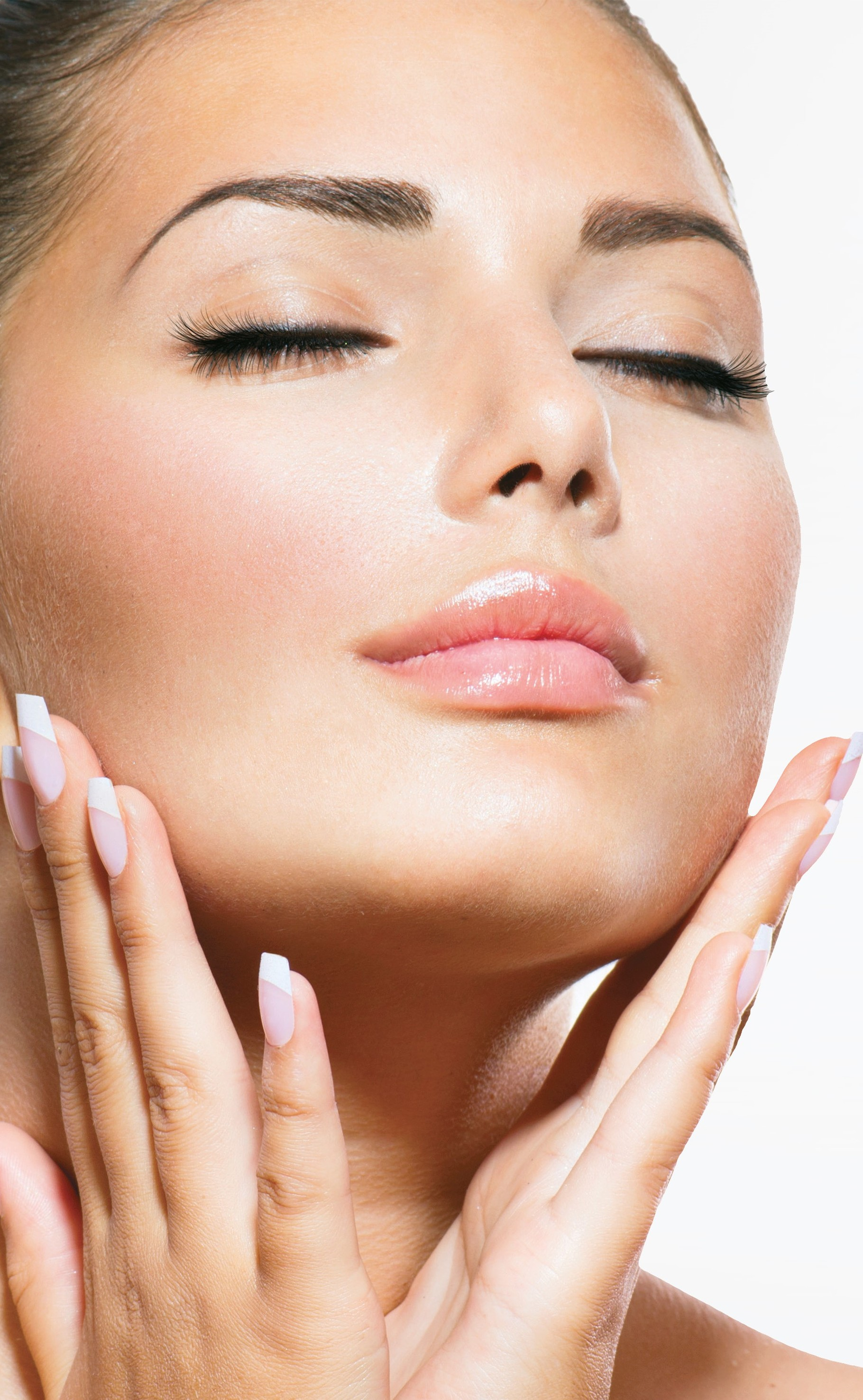 Facial Care Treatments mit verschiedenen Optionen