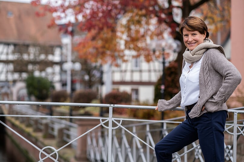 Petra Neubert, Erbach im Odenwald