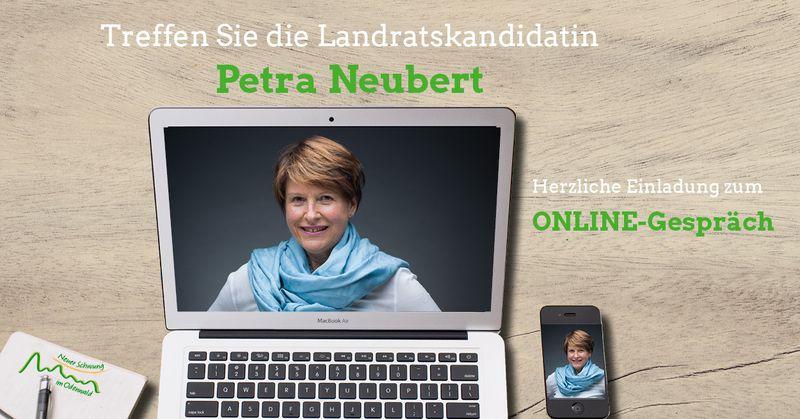 Online-Gespräch: Nachhaltige Landwirtschaft