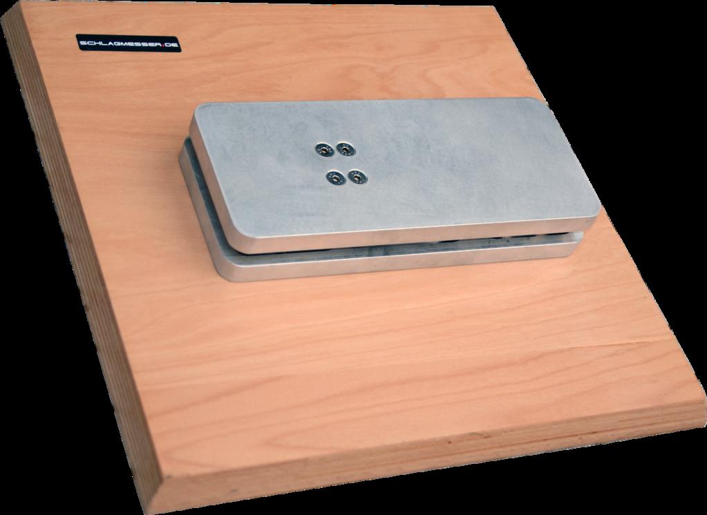 Schlagmesser scales